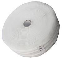 Шторная лента ОРГАНЗА (60mm/50m) три нитки, тесьма шторная