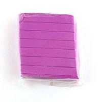 Полимерная глина, фиолетовая