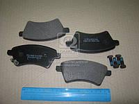 Колодки тормозные СУЗУКИ SX4 RW415/416/419 06- передние (производство  PARTS-MALL)  PKM-008