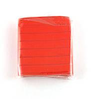 Полимерная глина, красная