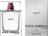 Мужская туалетная вода Dolce & Gabbana The One Sport Men (реплика), фото 1