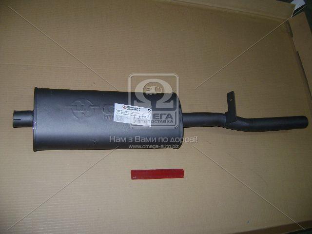 Резонатор ГАЗ 3102 закатной (производство  Ижора)  3102-1202008