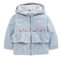 Куртка для девочки Цветы Jumping Beans (2 года) 7 лет, 128