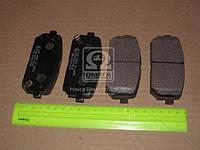 Колодки тормозные дисковые (производство  PARTS-MALL)  PKB-E34