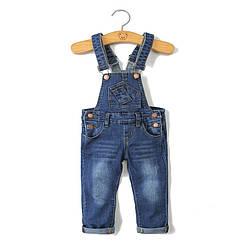 Комбинезон джинсовый детский Blue ocean Star Place (94)