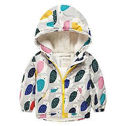 Куртка для девочки Сова Meanbear (100) 5-7 лет, 116
