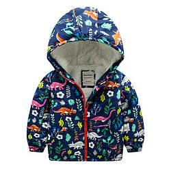 Куртка для девочки Дино Meanbear (98/104) 9 лет, 122