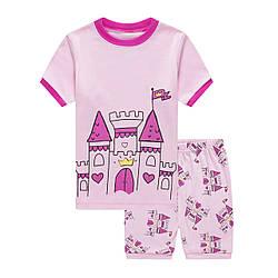 Пижама для девочки Замок Wibbly pigbaby (90)