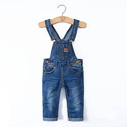 Комбинезон джинсовый детский Dark design Star Place (94) 10 лет, Девочкам, 140, 140, Комбинезон