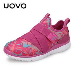 Кроссовки для девочки Foliage Uovo (27)