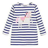 Платье для девочки Белый конь Jumping Meters (18-24 мес)