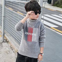 Свитер для мальчика вельветовый Lostcene Berni Kids (120) 14 лет, 170, 170