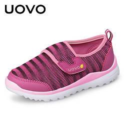 Кроссовки для девочки Pink line Uovo (28)