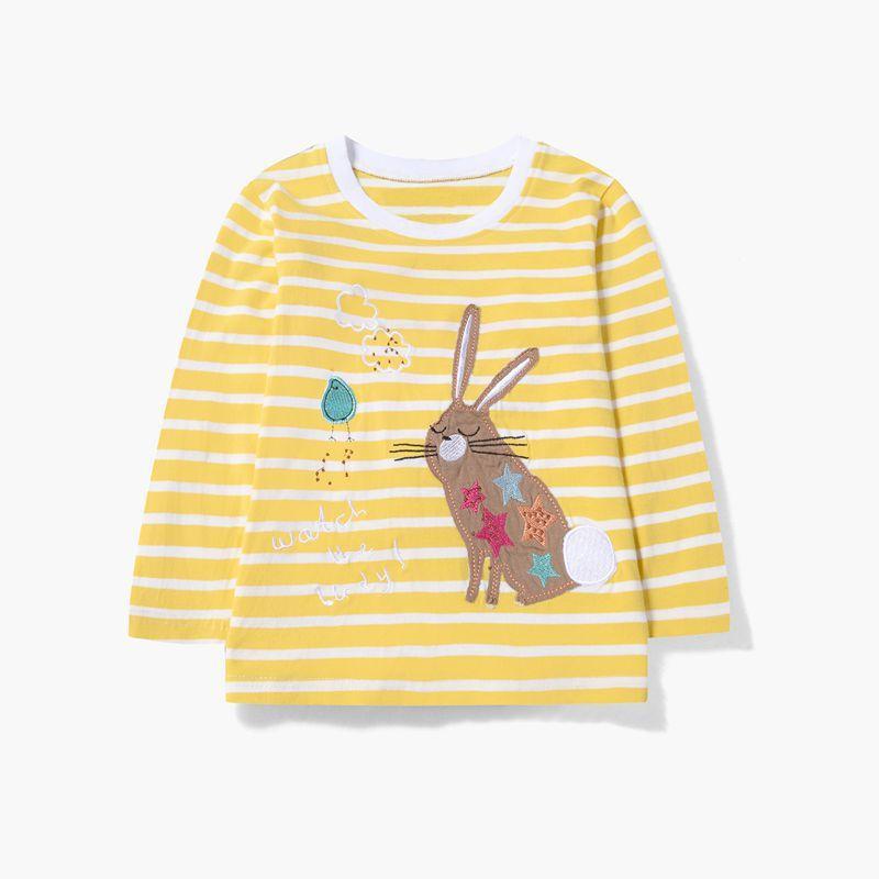 Лонгслив детский Мелодичный кролик Malwee (90)