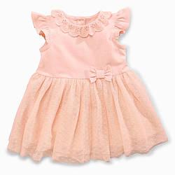 Платье для девочки Бант Jumping Beans (2 года) 5 лет, 110