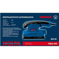 Шлифмашина вибрационная Искра ИВШ-400