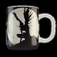 Кружка чашка Рюк Тетрадь смерти