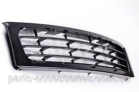 Решетка в обычный бампер Porsche Cayenne 955 новая оригинал 03-06