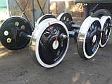 Обточка колесных пар, фото 2