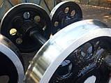 Обточка колесных пар, фото 3