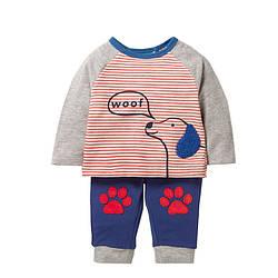 Костюм для мальчика 2 в 1 Собачка Woof Jumping Meters (2 года) 7 лет, 128