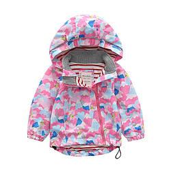 Куртка для девочки Горы Meanbear (100) 9-10 лет, 134