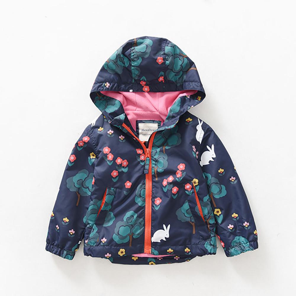 Куртка для девочки Сад Meanbear (92/98)