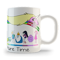 Кружка чашка  Время приключений