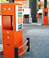 Bump parking BP1 - Отбойник для шлагбаумов, парковочных терминалов, заправочных колонок…