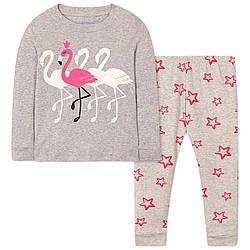Пижама для девочки Фламинго Wibbly pigbaby (90)