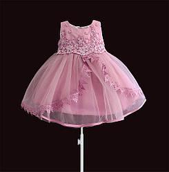 Платье для девочки Бриллиант Zoe Flower (12 мес) 3 года, 98