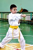 Детское каратэ 4-14 лет