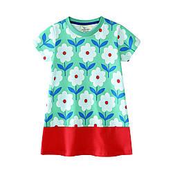 Платье для девочки Ромашки Jumping Meters (18-24 мес)