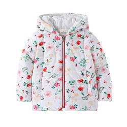 Куртка для девочки Цветы Jumping Beans (2 года)