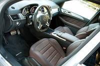 Mercedes GL320 GL350 GL400 GL420 GL450 GL500 накладки на педали AMG