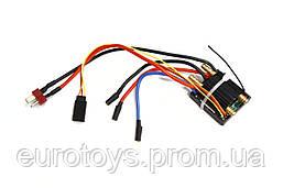 Блок электроники 3-в-1 (запчасть для катера WL Toys WL915)