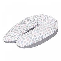 Подушка для кормления Ceba Baby Physio Multi облака