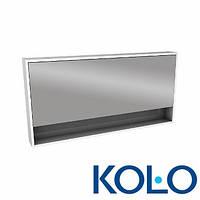 Шкафчик с зеркалом 120*60*13,5 см OVUM/EGO by Antonio Citterio Kolo Коло