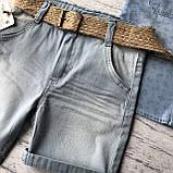 Летний джинсовый  костюм на мальчика 112. Размер 2 года, 3 года,  4 года, фото 2