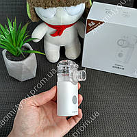 Ингалятор Xiaomi Youpin Jiuan Andon Micro Mesh Nebulizer (VP-M3A) Компрессорный Небулайзер для ингаляций