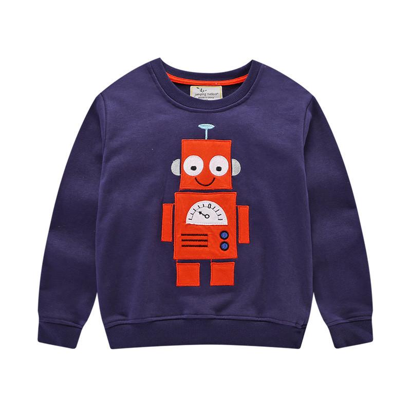 Свитшот для мальчика Робот Jumping Meters (2 года)