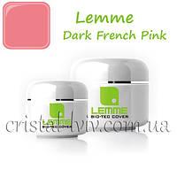 Гель Lemme Dark French Pink, 50 г
