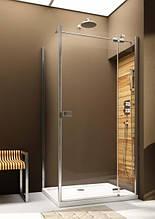 Двери распашные правосторонние для монтажа со стенкой Aquaform VERRA LINE 103-09337, 1200х1900 мм