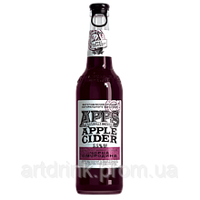 New Products Group Cider APPS Blackberry 5.5% 0.5 L