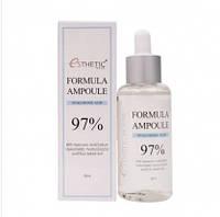 Увлажняющая сыворотка с гиалуроновой кислотой 97% Esthetic House Formula Ampoule Hyaluronic Acid, фото 1