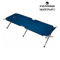 Кровать кемпинговая Ferrino Camping Cot Blue раскладушка туристическая