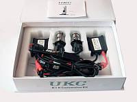 Би-ксенон комплект для автомобиля Car Lamp H4 HID комплект 2 шт 35W 6000K автосвет