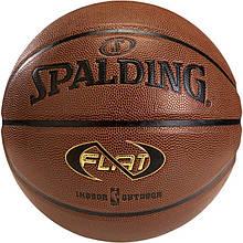 Мяч баскетбольный Spalding NBA Neverflat IN/OUT Size 7
