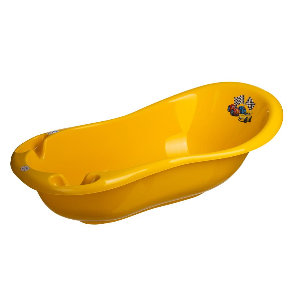 Ванночка Maltex Cars 5719 100 см  yellow