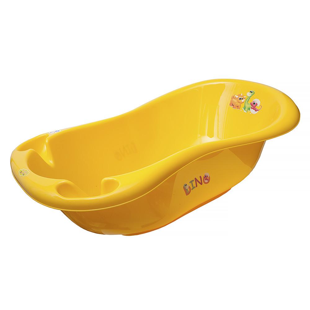 Ванночка Maltex DINO 6159 100 см yellow